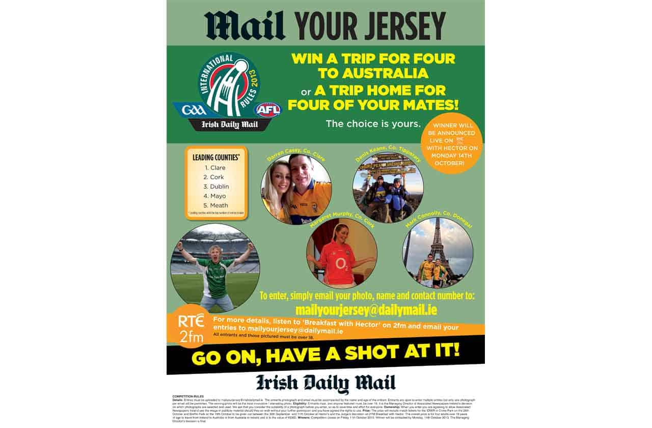 Daily Mail International Rules